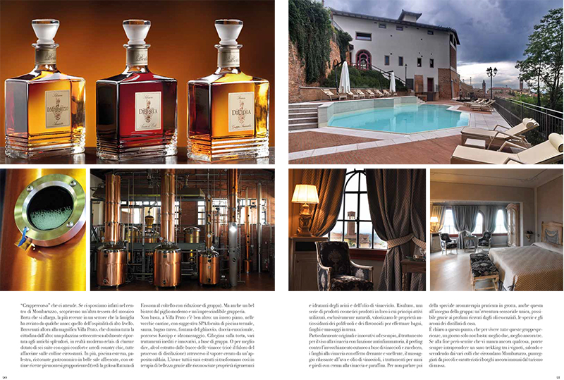 Grappa Berta Upper Magazine
