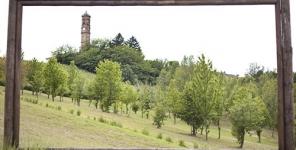 Il parco naturalistico delle Distillerie Berta.