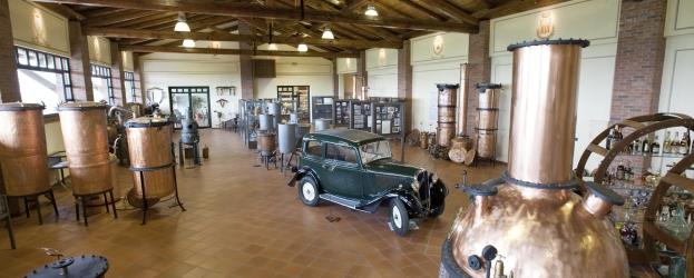 Grappa Berta Museo Distillazione